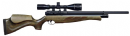 Air Arms S510 Carbine Superlite Precharged PCP Air Rifle - Hunters Green